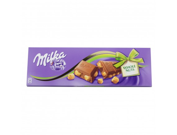 MILKA 250GR WHOLE NUT