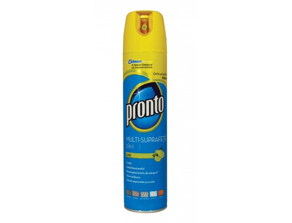 PRONTO 300ML SPRAY ANTIPRAF LIME