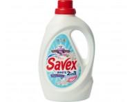 SAVEX 1.3L DETERGENT LICHID AUTOMAT 2IN1 WHITE