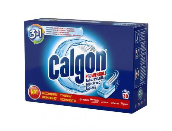 CALGON 30BUC TABLETE ANTICALCAR