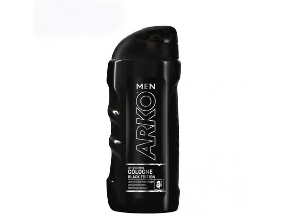 ARKO 250ML AFTER SHAVE LOTIUNE BLACK EDITION