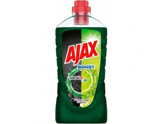 AJAX 1L SUPRAFETE BOOST CHARCOAL&LIME
